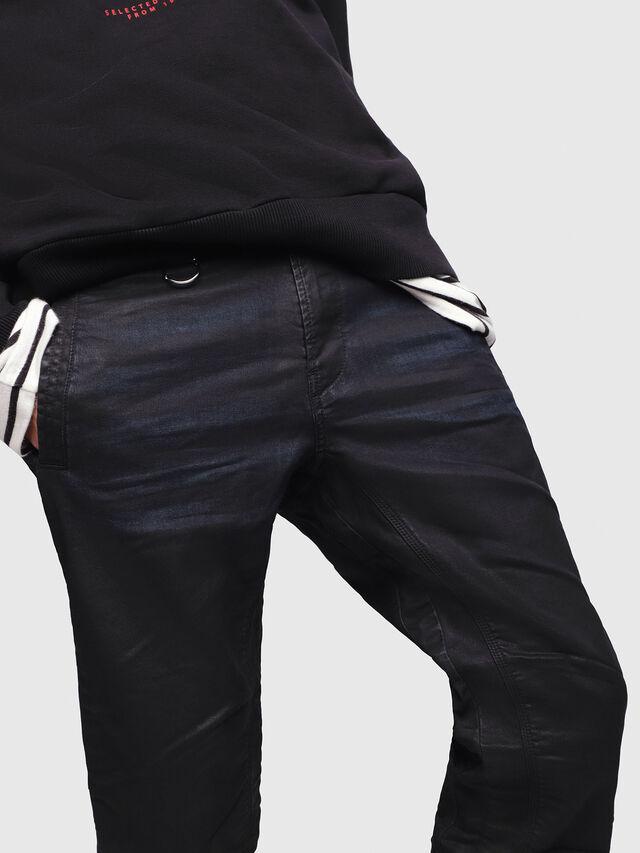 Diesel - D-Earby JoggJeans 0688U, Blu Scuro - Jeans - Image 5
