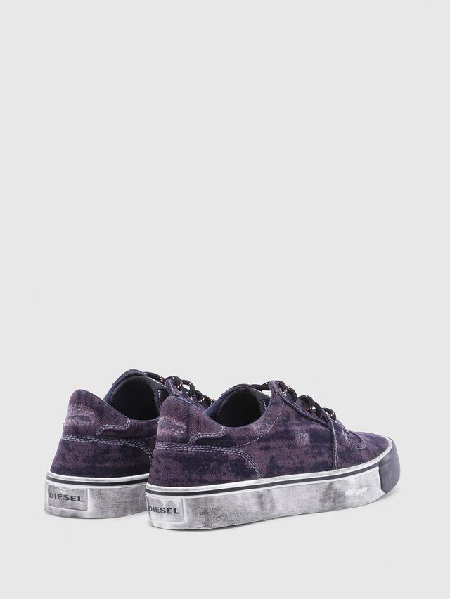 Diesel - S-FLIP LOW, Viola - Sneakers - Image 3