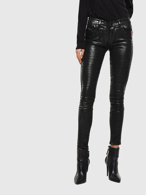 Slandy 0094S, Nero/Grigio scuro - Jeans