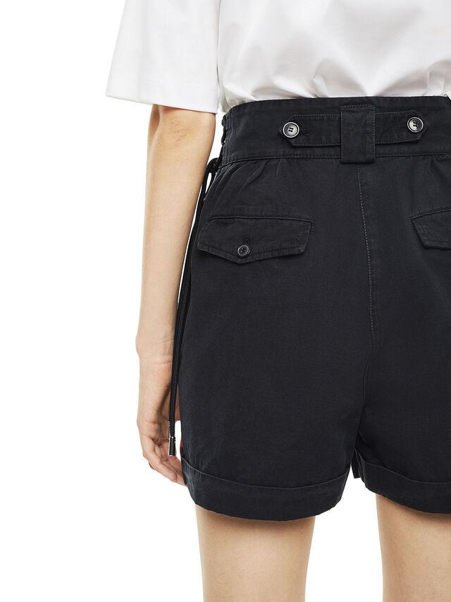 Diesel - SIMONY, Nero - Shorts - Image 3