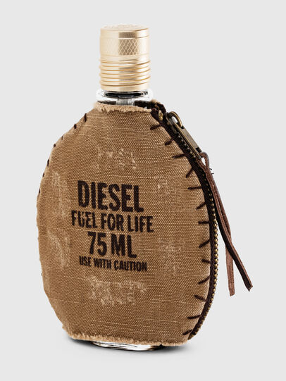 Diesel - FUEL FOR LIFE MAN 75ML, Marrone - Fuel For Life - Image 3