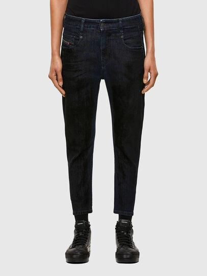 Diesel - Fayza 009QD, Blu Scuro - Jeans - Image 1