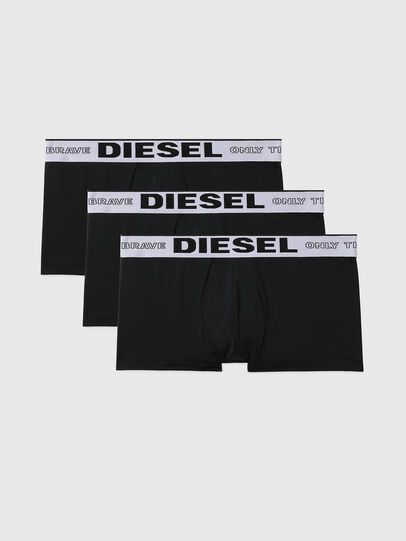 Diesel - 55-D-THREEPACK, Nero - Boxer - Image 1