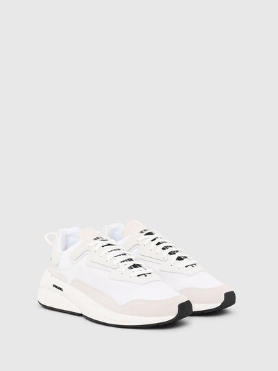 Diesel - S-SERENDIPITY LC, Bianco - Sneakers - Image 2
