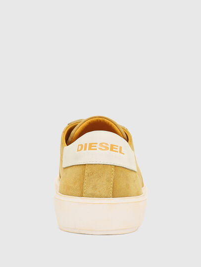 Diesel - S-MYDORI LC, Giallo - Sneakers - Image 4