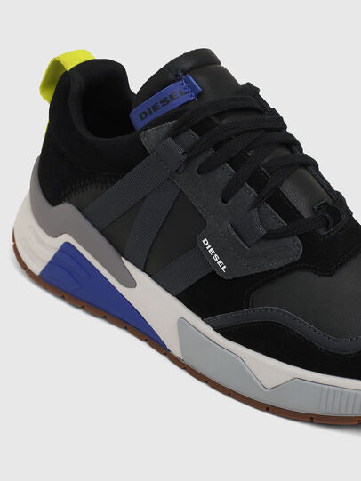 Diesel - S-BRENTHA WL, Nero - Sneakers - Image 4
