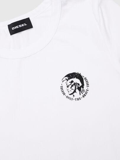 Diesel - UMTEE-TRANDAL, Bianco - Underwear - Image 3