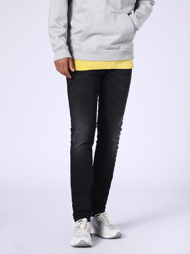 TEPPHAR 084NG, Nero Jeans