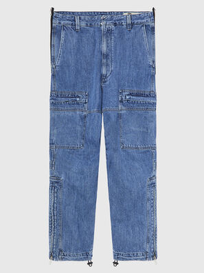 D-Luks 009CL, Blu Chiaro - Jeans