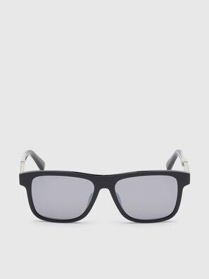 DL0279, Nero/Giallo - Occhiali da sole