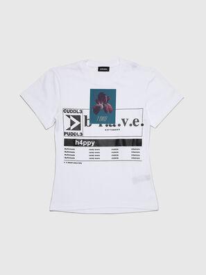TGODIE, Bianco - T-shirts e Tops
