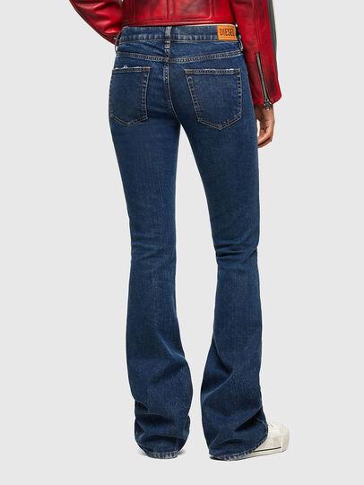 Diesel - D-Ebbey 009NV, Blu Scuro - Jeans - Image 2