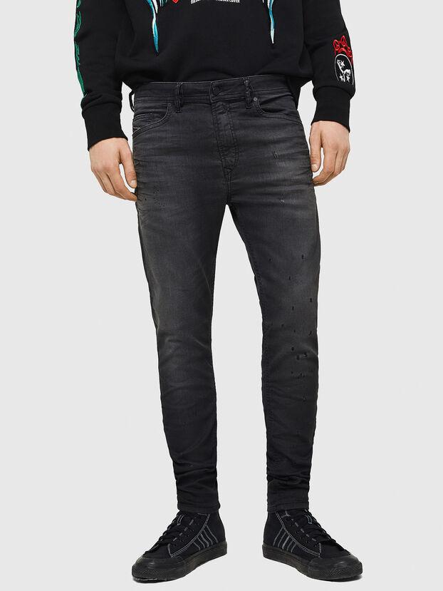 Spender JoggJeans 069GN, Nero/Grigio scuro - Jeans