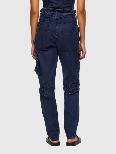 Diesel - D-Fedry JoggJeans® 0CBBZ, Blu Scuro - Jeans - Image 2