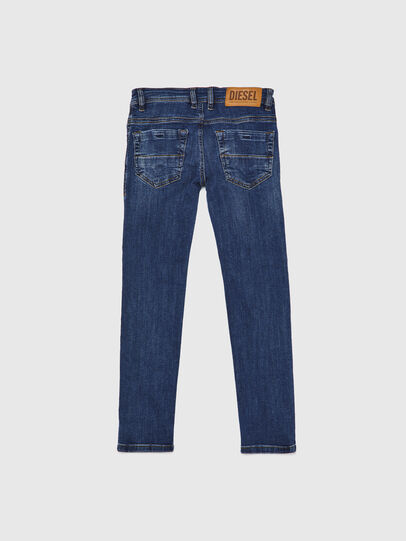 Diesel - THOMMER-J, Blu medio - Jeans - Image 2