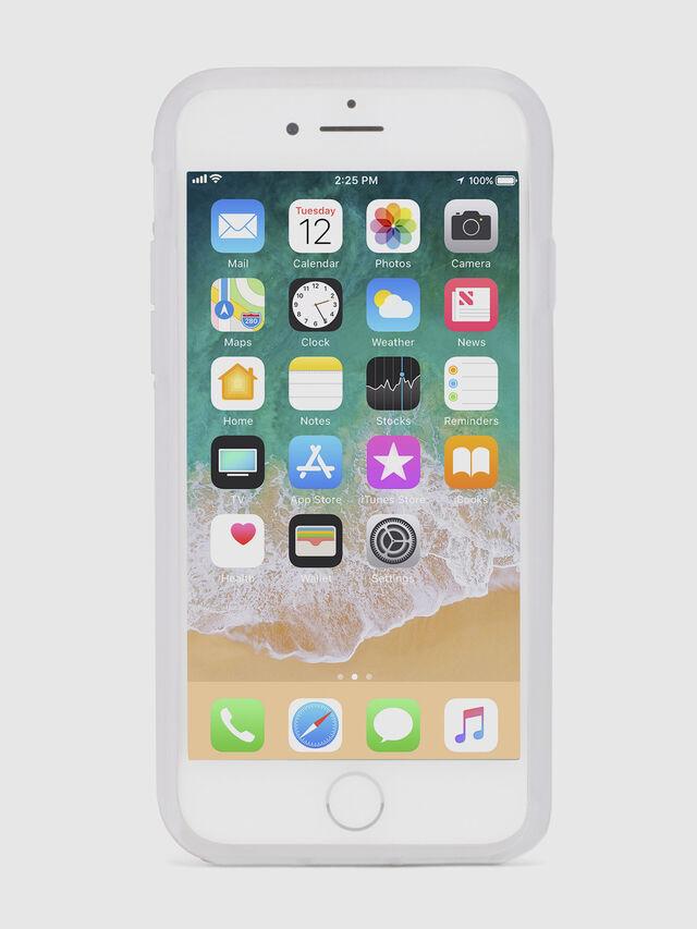 Diesel - BLAH BLAH BLAH IPHONE 8 PLUS/7 PLUS/6s PLUS/6 PLUS CASE, Bianco - Cover - Image 4