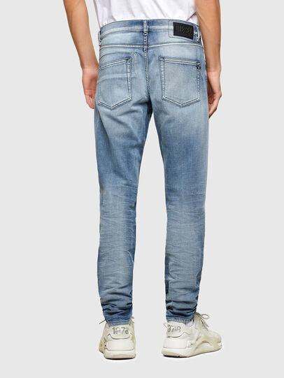 Diesel - D-Strukt 009NS, Blu Chiaro - Jeans - Image 2
