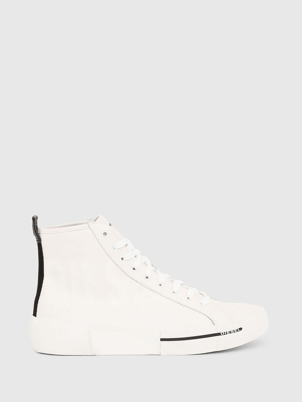 S-DESE MID CUT, Bianco - Sneakers