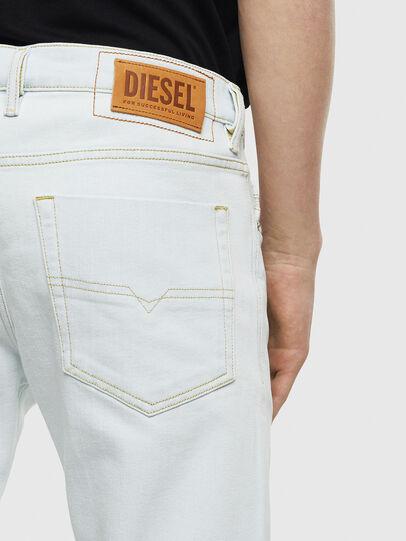 Diesel - Tepphar 009BW, Blu Chiaro - Jeans - Image 4