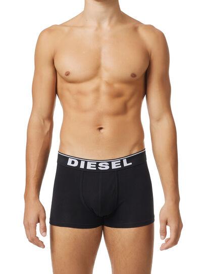 Diesel - UMBX-DAMIENTWOPACK, Nero - Boxer stretch - Image 1