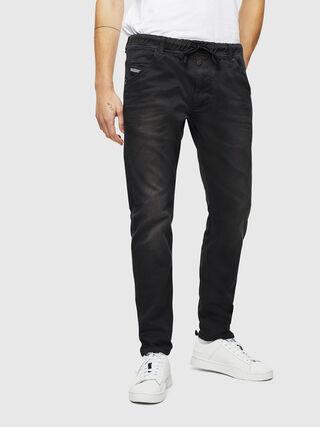 KROOLEY JOGGJEANS 0670M, Nero Jeans