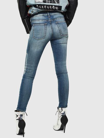 Diesel - D-Ollies JoggJeans 069JZ, Blu Chiaro - Jeans - Image 2