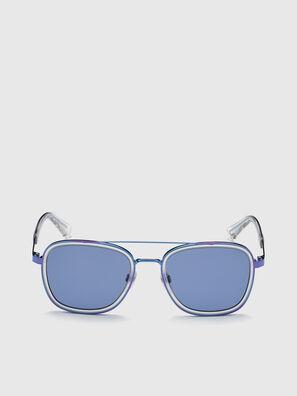 DL0320, Blu - Occhiali da sole