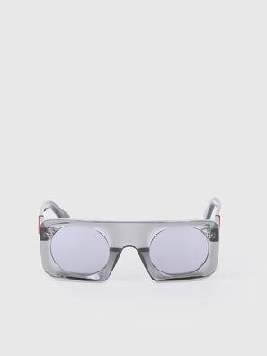 DL0292, Grigio/Nero - Occhiali da sole