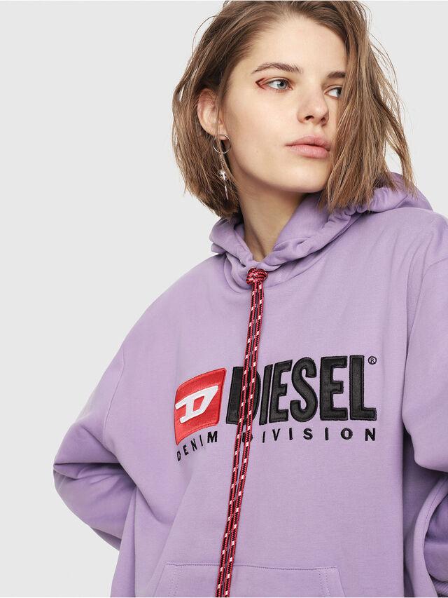 Diesel - D-ILSE-C, Lilla - Vestiti - Image 4