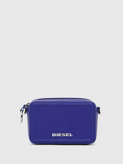 Diesel - ROSA' PC, Blu - Borse a tracolla - Image 1