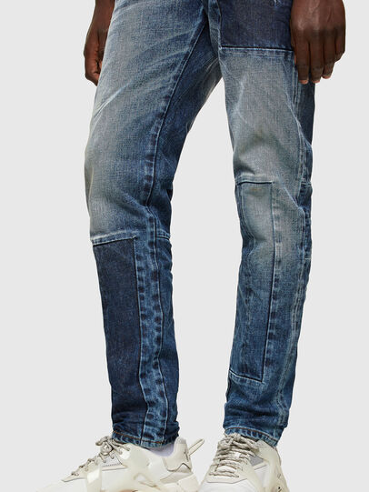 Diesel - D-Strukt 009NI, Blu medio - Jeans - Image 4