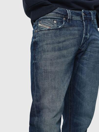 Diesel - Larkee CN025, Blu medio - Jeans - Image 3