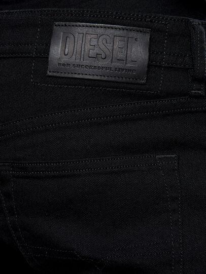 Diesel - Buster 0688H, Nero/Grigio scuro - Jeans - Image 4