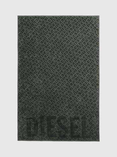 Diesel - TELO 3DLOGO        9, Verde - Bath - Image 2