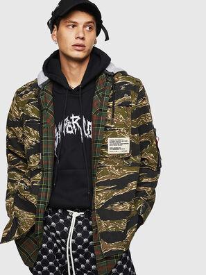 S-KUTUZOV, Verde Militare - Camicie