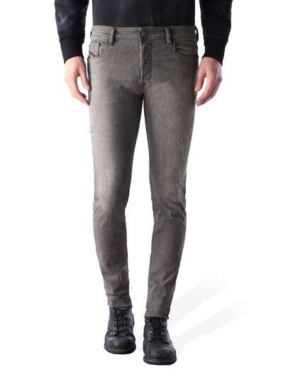 Diesel - Sleenker 0670Q,  - Jeans - Image 1