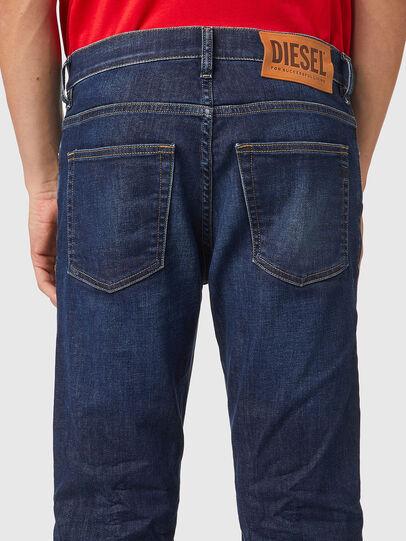 Diesel - D-Fining 009ZU, Blu Scuro - Jeans - Image 4