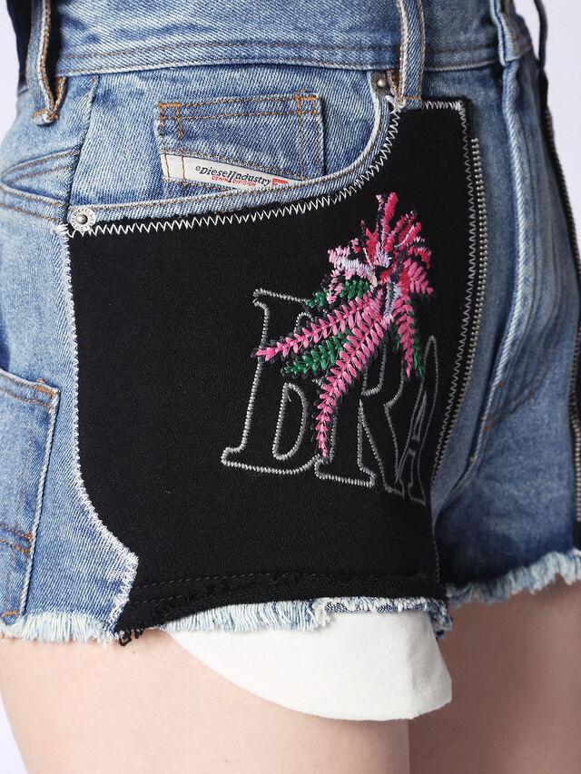 DE-PRAO, Blu Jeans