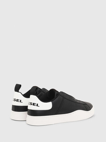 Diesel - S-CLEVER SO, Nero/Bianco - Sneakers - Image 3