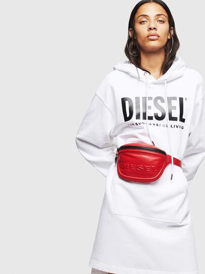 Diesel - D-ILSE-T, Bianco - Vestiti - Image 4