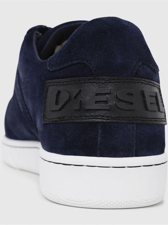 Diesel - S-MILLENIUM LC, Blu Scuro - Sneakers - Image 4