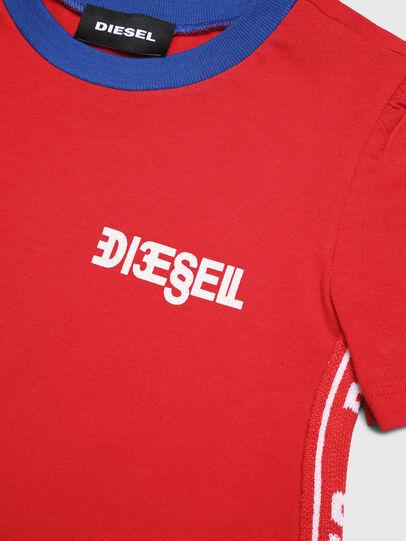 Diesel - DARRYSAB-R, Rosso - Vestiti - Image 3