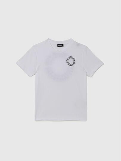 Diesel - TDIEGOSX46, Bianco - T-shirts e Tops - Image 1