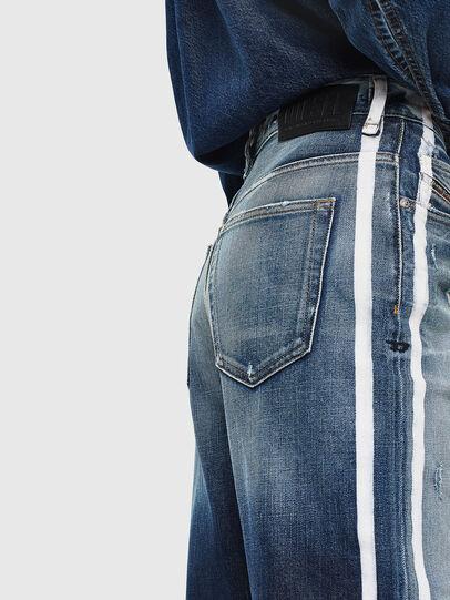 Diesel - D-Reggy 0096S, Blu medio - Jeans - Image 3