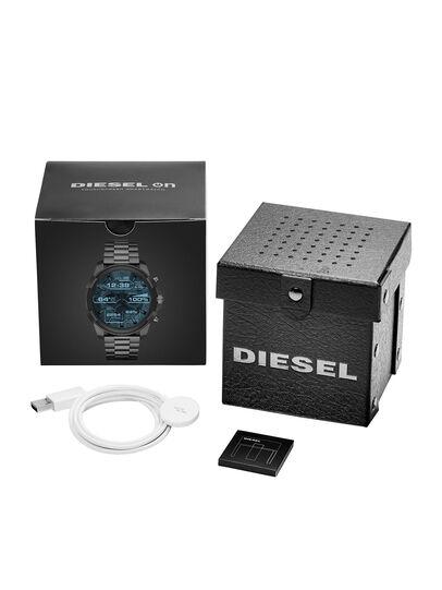 Diesel - DT2004, Grigio Metallizzato - Smartwatches - Image 5