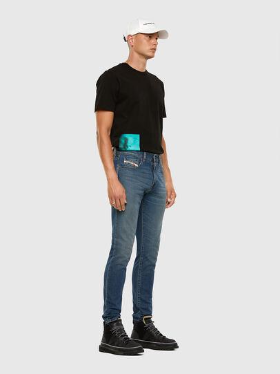 Diesel - D-Strukt 009EI, Blu medio - Jeans - Image 5