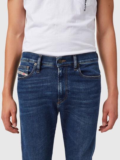 Diesel - D-Istort 09B31, Blu Scuro - Jeans - Image 3