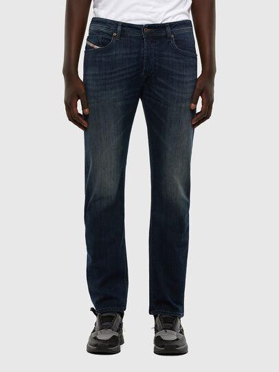 Diesel - Waykee 0814W, Blu Scuro - Jeans - Image 1