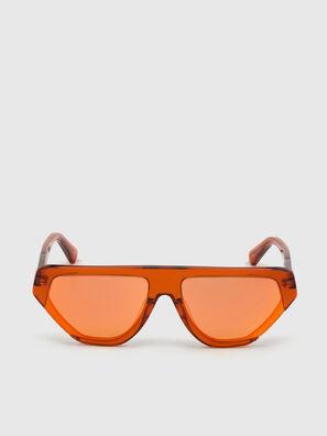 DL0322, Arancione - Occhiali da sole