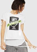 T-EMIKO-B, Bianco - T-Shirts